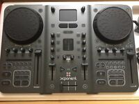 M- audio Xponent dj mixing console controller