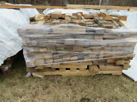 Oak, maple, Hickory Firewood-delivered and stacked