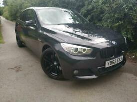 2012 BMW 5 Series 530d [258] M Sport 5dr Step Auto [Prof Media] HATCHBACK Diesel