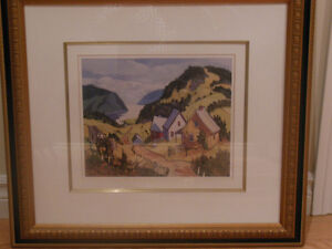 8 various prints/pictures/paintings West Island Greater Montréal image 6