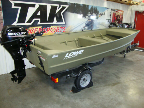 Used 2015 Lowe Boats 1448 MV Jon