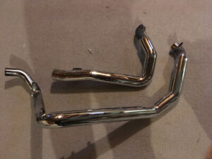 Indian Motorcycle Freedom Performance True Duals Exhaust Headers