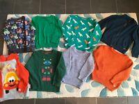 Aged 3-4 year Boy Clothing Bundle