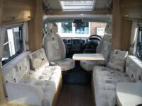 2014 Peugeot Elddis Majestic 105 Motorhome 2.2 HDI PAS