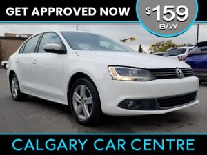 2012 VW Jetta $159B/W TEXT US FOR EASY FINANCING! 587-582-2859