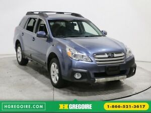 2013 Subaru Outback 3.6R Limited AWD AUTO MAGS A/C GR ELECT BLUE