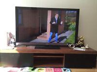 "Sony Bravia 60""+ Tv stand"