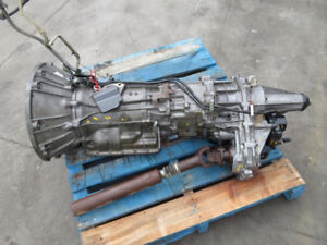 2006 Nissan Pathfinder Frontier Automatic Transmission 4.0LVQ40