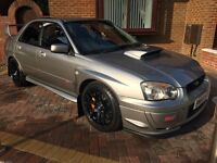 SUBARU WRX STI TYPE UK - PPP - WIDETRACK (PROVISIONALLY SOLD)