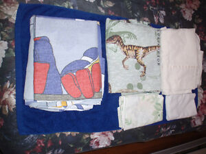 3 sets of single or twin sheets(used) St. John's Newfoundland image 2