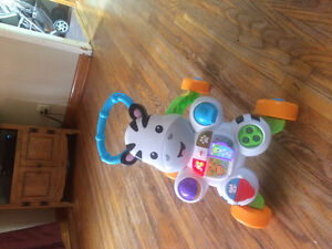 Selling a walker and ride on toy