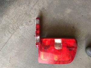 2007 Silverado passenger  taillight and centre/ cargo light.  Strathcona County Edmonton Area image 1