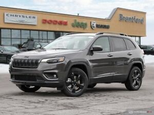 2019 Jeep Cherokee Altitude  - Navigation -  Uconnect