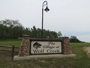 Walkout Lot at Wolf Creek + 10 Years of Free Golf Included