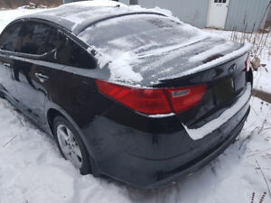 2015 Kia Optima Lx Sedan (Parts Car only)