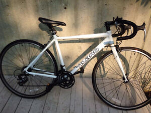 Entry level road bike small