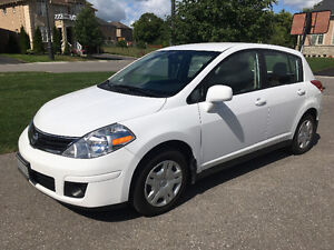 2012 Nissan Versa Hatchback *Certified and Etested*