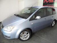 Ford Focus C-MAX 1.6 16v 100 2007 Zetec Just 82873 Miles Superb Condition