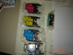 Epson T1271 & Brother compatible ink cartridges Cartouches Encre West Island Greater Montréal image 1