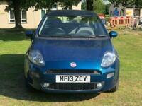 2013 Fiat Punto 1.4 8V Easy (s/s) 3dr EU5