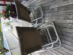Chaise Lounge Chairs , 2