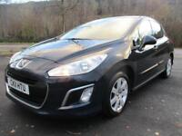 Peugeot 308 E-HDi SR 5dr DIESEL SEMIAUTOMATIC 2011/11
