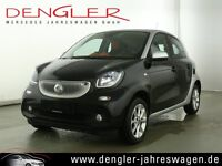 Smart FORFOUR 52KW AUDIO*LED*PTS*SHZ*KOMFORT Passion