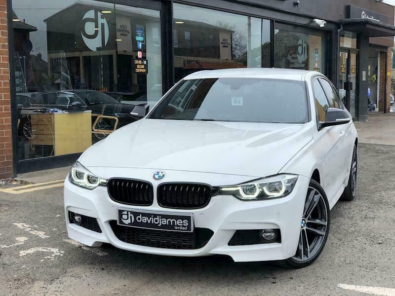 2018 BMW 3 Series 320d BluePerformance M Sport Shadow Edition Saloon Diesel Auto