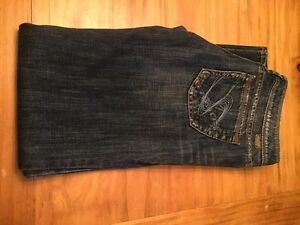 Women's Jeans - Silver/Just USA/Levi's