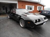 Great Condition 1979 Trans Am Rotored