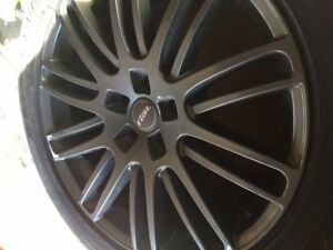Mercedes GL(New Style) 20 Winter Tires and Rims