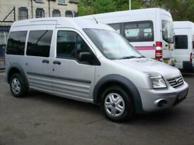 FORD TOURNEO CONNECT 8 SEAT TREND 110PS SILVER 2010 PEOPLE CARRIER MPV