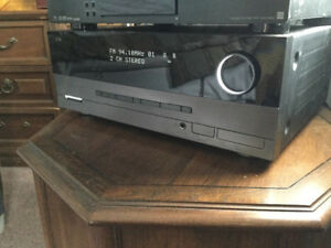 Harman Kardon AVR 354 7.1 Receiver, Remote, Separate Pwr Cord