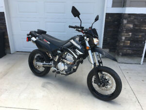 2009 KLX 250 SF (Street Fighter)