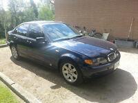 2003 BMW 3-Series Sedan