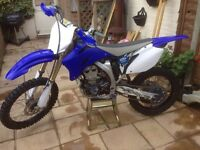 Yz250f 09 not kx yzf kxf crf Tm cr