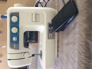 Brother VX-1140 sewing machine