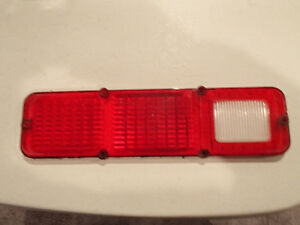 1973-74 Plymouth Tail Light Lens 3620873. Fits Roadrunner, GTX, Sarnia Sarnia Area image 1