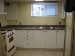 Recently reno'd two bedroom secondary suite - great location !