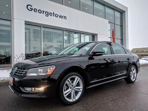 2014 Volkswagen Passat Highline 3.6 FSI 6sp DSG at w/ Tip