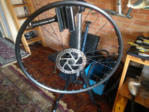 Fuji/Jalco Disc x320 Front Wheel
