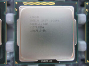 For Sale - i5 2500 socket 1155 CPU 3.3GHz Quad Core London Ontario image 1