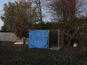 outdoor dog kennel Cornwall Ontario image 1