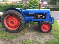 Fordson Major Diesel 1957