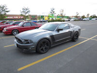 2013 Ford Mustang GSR V6 Premium Coupe (2 door)