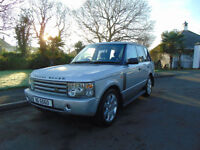 Magnificent Land Rover Range Rover Vogue 3.0 Td6 HSE Automatic Long MOT Must See