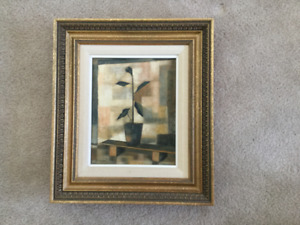 J. L. Toledo Original Oil Painting $150