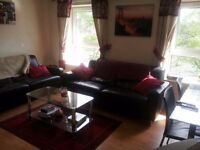 Large Double bedroom with ensuite in luxury city centre apartment
