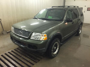 2003 Ford Explorer Xlt SUV, (PARTS)