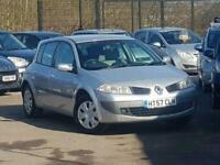 2008 Renault Megane 1.6L EXPRESSION VVT 5d 111 BHP Hatchback Petrol Manual